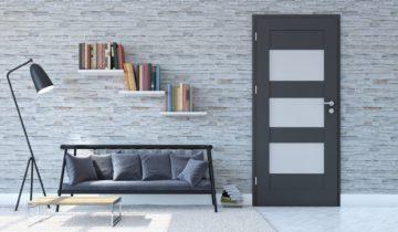 Arco UNI W07S3 grafit_ościeżnica DIN - male